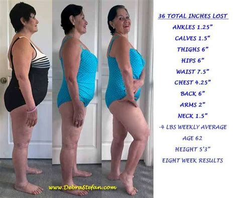 weight loss retreat live in weight loss retreat senior loses 36 quot debra
