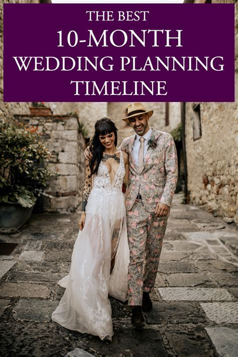 The Best 10 Month Wedding Planning Timeline   Junebug Weddings