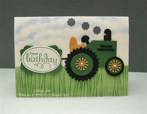 pop up tractor card template 107 best images about happy birthday greetings on