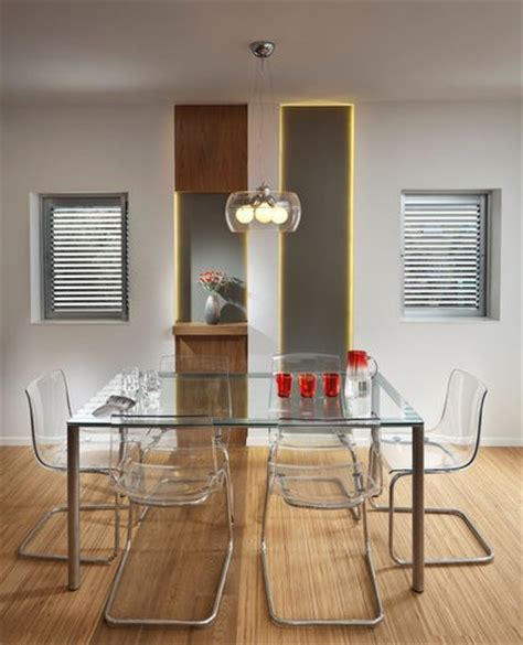 contemporary glass dining room sets contemporary glass dining room sets marceladick