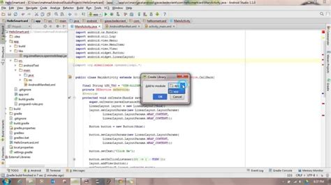 android studio add library android studio how to add library jar as dependency in android studio
