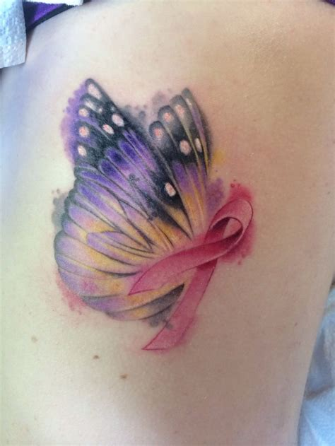 43 inspiring breast cancer tattoos