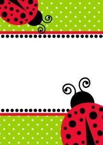 ladybug birthday card template 1000 images about bug on ladybug