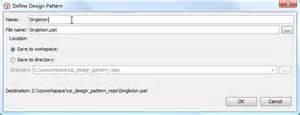 singleton pattern web application working with singleton design pattern