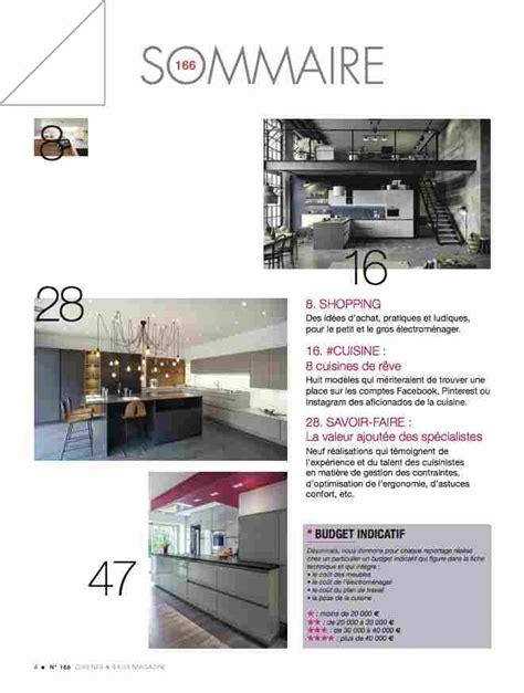 cuisine et bains magazine cuisines et bains magazine 168 shop beemedias