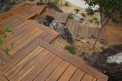 5 steps before you get decking