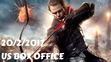 film box office 2017 list the reviewer us box office 20 2 2017 أفلام البوكس