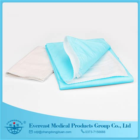 Disposable Bed Mats For Adults - disposable use non woven size customized