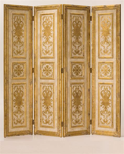 Decorative Folding Screens by Folding Screen And Raised Borders Folding Screen