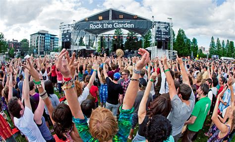 Rock The Garden Lineup Lineup For 2016 Rock The Garden Revealed