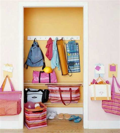 how to organize bags in a small closet 33 storage concepts to organize your closet and decorate