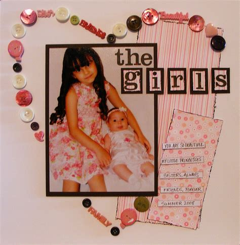scrapbook layout for many pictures snap scrap blog tweet scrapbook layouts