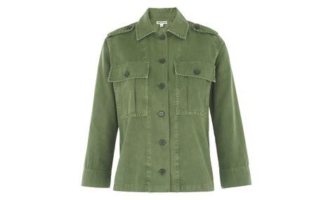 Khaki Jacket utility jacket khaki whistles