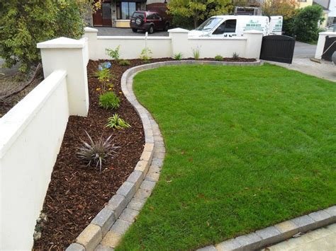 brick landscape edging ideas landscape pinterest