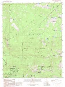 mariposa arizona map mariposa grove topographic map ca usgs topo 37119e5
