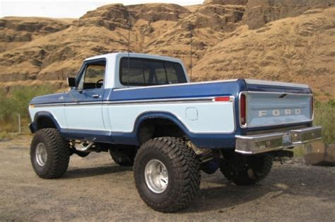 1979 Ford Trucks For Sale by 1979 Ford 4x4 Trucks For Sale Car Wallpaper