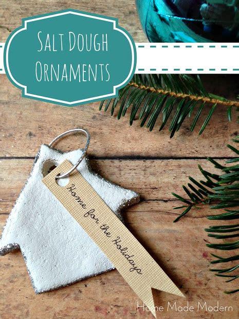 Handmade Dough - salt dough ornaments handmade ornament no 15