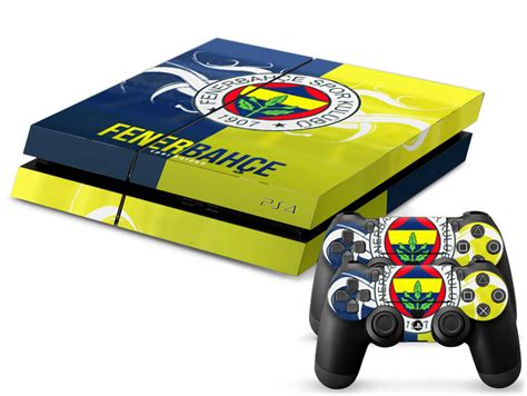 Ps4 Real Madrid Aufkleber by Fenerbahce Sk Playstation 4 Skin