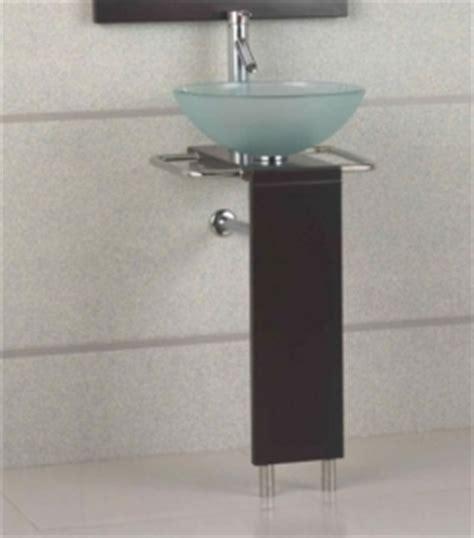 glass bowl bathroom vanity