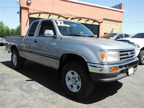 t100 toyota for sale 1997 toyota t100 for sale 59 used cars from 1 550