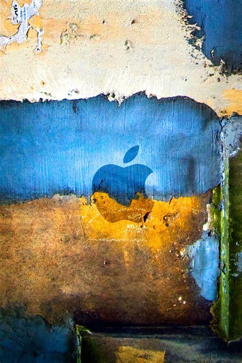 wallpaper graffiti apple apple graffiti simply beautiful iphone wallpapers