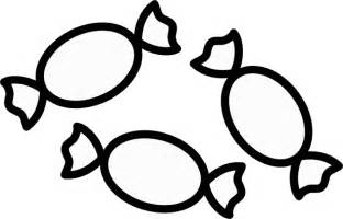 Candy Corn Clip Art Black And White Clipart Panda Free sketch template