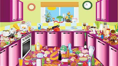 Find Kitchen Objects In Kitchen Play Store Top