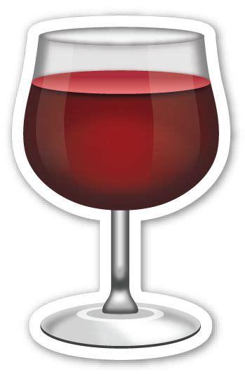 wine emoji wine glass glasses wine and wine glass