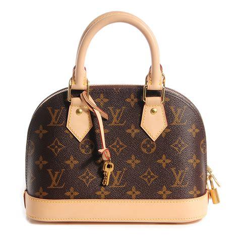 New Louis Vuitton Bb Alma Monogram louis vuitton monogram alma bb 78671