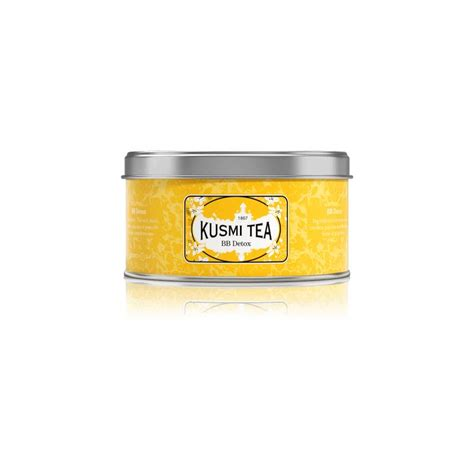 Kusmi Tea Detox Bb by Bb Detox Par Kusmi Tea