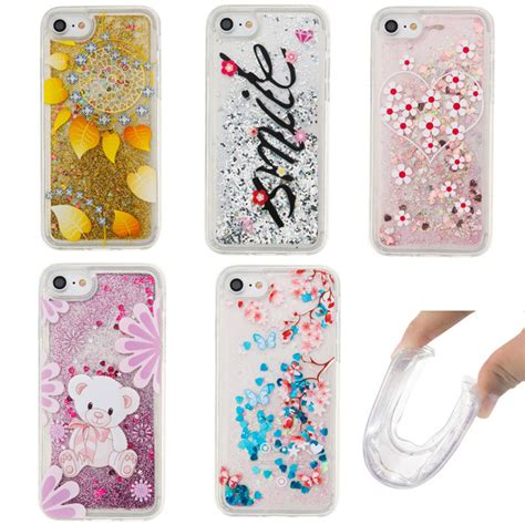 Water Glitter Iphonesamsungxiaomi pattern liquid glitter water sparkly bling cover for samsung iphone huawei ebay