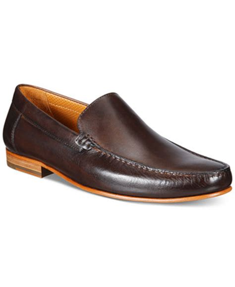 loafers macy s tasso elba s gino loafers only at macy s all s