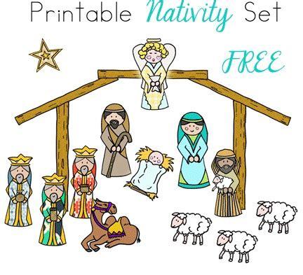 printable nativity scene for bulletin board 40 beautiful nativity craft ideas feltmagnet