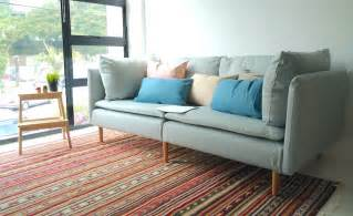 Chair And Ottoman Slipcover Ikea Soderhamn Sofa Review