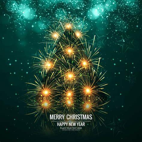 arbol de navidad con luces 225 rbol de navidad con luces fondo descargar vectores gratis