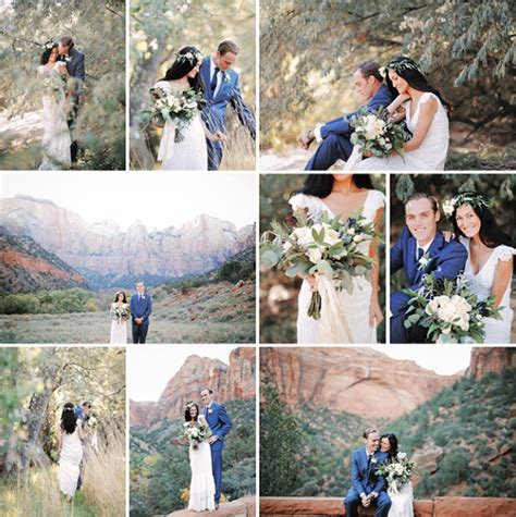 Wedding Zion National Park by Zion National Park Pre Wedding Teaser Utah Wedding