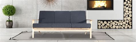 wegner plank sofa replica hans wegner plank 3 seater sofa home