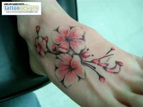 apple blossom tattoos apple