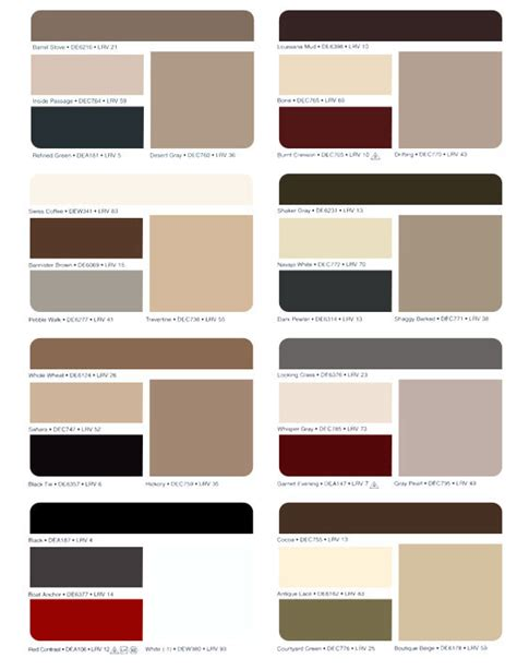 dunn edwards exterior paint colors chart 187 exterior gallery