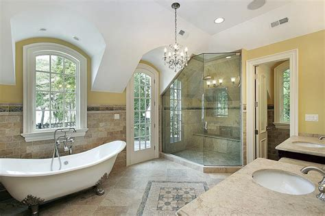 master bathroom designs transitional master bath design style from above and