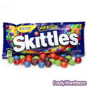 Home candy type candy bars amp checkout stand candy darkside skittles