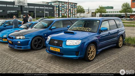 subaru sti 03 subaru forester sti 17 march 2018 autogespot