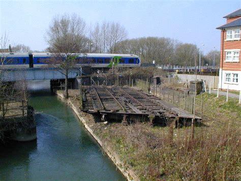 swinging oxford sheepwash channel railway bridge wikipedia