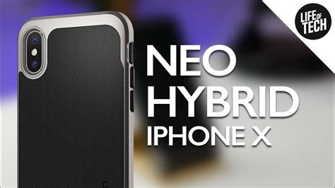 spigen neo hybrid case  iphone  review spigen neo