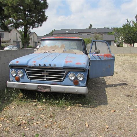 1962 dodge d200 1962 dodge d200 for sale in sun valley california