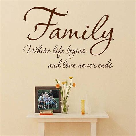 family wall stickers quotes best 25 family wall quotes ideas on living room wall quote ideas family wall