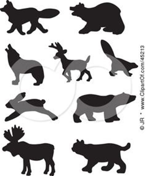printable zoo animal silhouettes zoo animal silhouettes free printables free printables