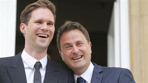 Hochzeit Xavier Bettel by Luxemburger Premier Xavier Bettel Heiratet Seinen Freund