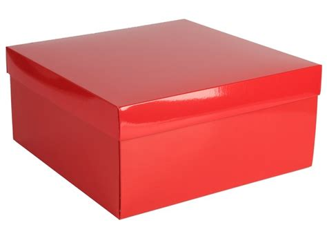 large square square gift boxes shopping cardboard