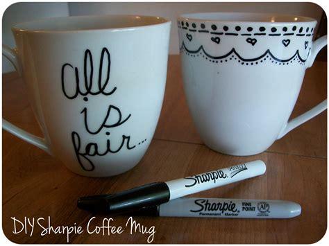 diy mug design kit diy sharpie mug the yarn to tell